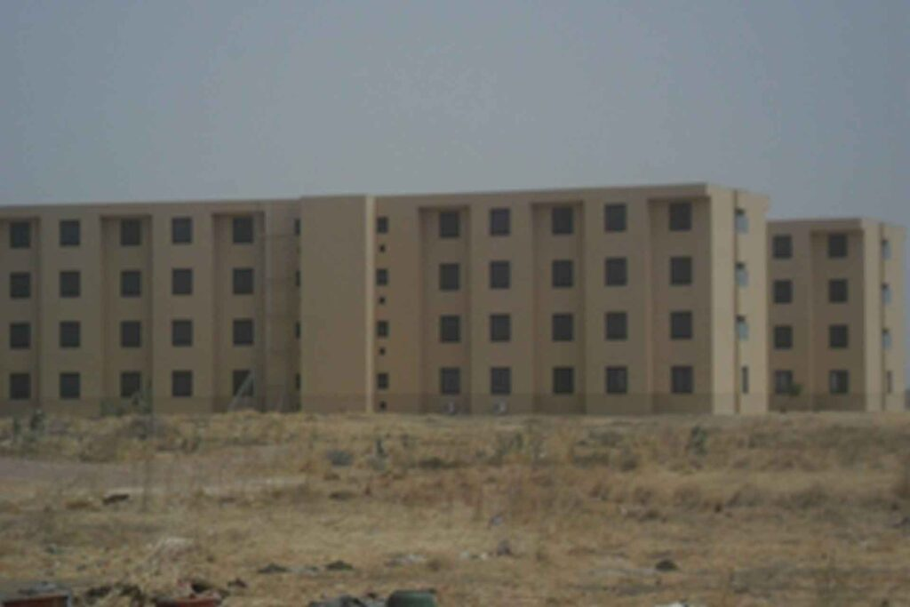 Projet CC08 – Nouvelle université de Ndjamena