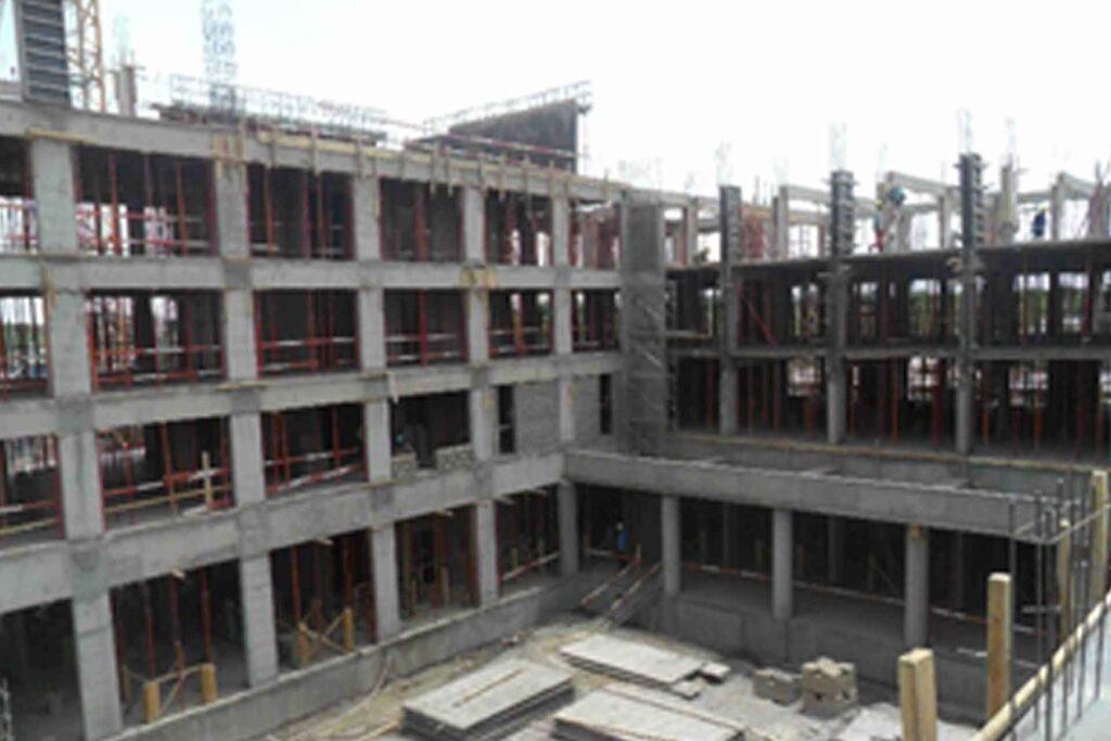 Projet CC25 – Grand Hôtel de Ndjamena