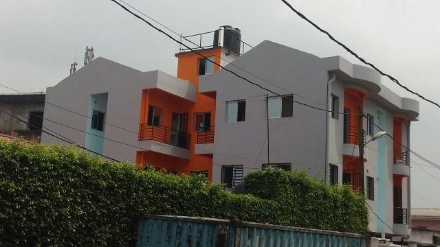 Projet CC33 – Maitrise d'œuvre sur immeuble R+2
