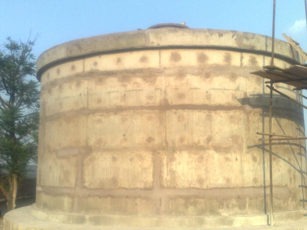 Projet CC13 – Château d'eau de Mbankomo